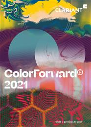 Clariant <i>ColorForward</i>® 2021 Palette Yearns for Human Contact, Searches for Authenticity. 