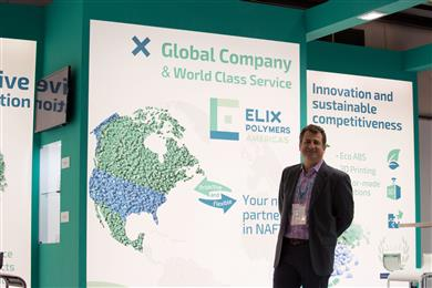 Plastimagen 2019: ELIX Polymers presents new materials and technologies