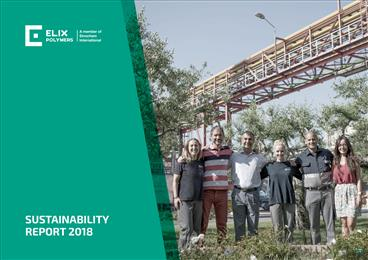ELIX Polymers publishes its 2018 Sustainability Report. (Photo: ELIX Polymers, PR053)