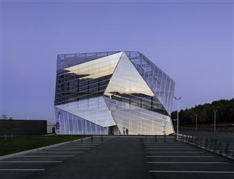 E8 Building, Vitoria-Gasteiz, Spain. Architect: Coll-Barreu Arquitectos.