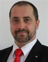 Frank Lenz, Business Development Manager Filtration for Europe at Henkel. 