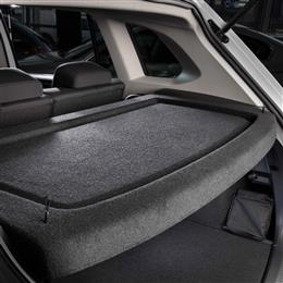 Parcel shelf made with RENOLIT TECNOGOR. (Photo: RENOLIT COMPOSITES, PR002)