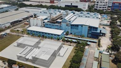 SABIC's ULTEM™ resin facility in Singapore, the first resin asset SABIC will operate in the Far East combined with increased local compounding. Thru these investments, SABIC will further improve its support and service to Asia Pacific customers, while lowering business discontinuity risks.