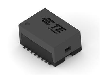 TE Connectivity offers industrial discrete magnetics as part of a total industrial RJ45 solution. 