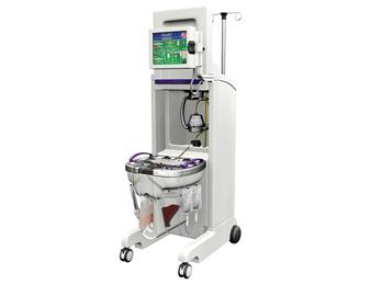 THERAKOS CELLEX photopheresis system. 