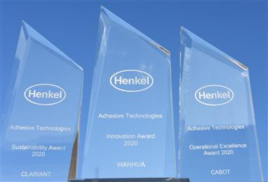 Clariant's commitment to innovation and sustainability recognized with Henkel and ICIS awards. 