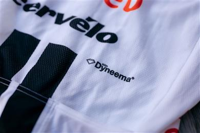DSM enables ground-breaking protective cycling jersey with Dyneema® fabric for Tour de France.