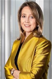 Helen Mets, Executive Vice President Materials.