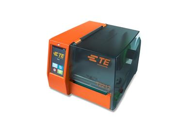 TE Connectivity adds to its thermal transfer printer range with T2212 entry-level model. 