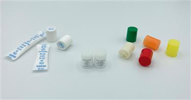 Airnov's active packaging range expanded with new flavors of Aroma-Can® drop-in canisters.  (Photo: Airnov)