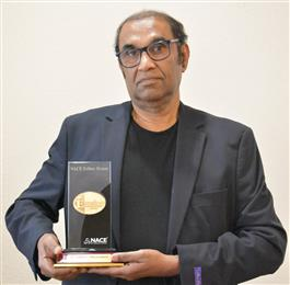 Clariant is delighted to announce that Dr. Nihal Obeyesekere, Head of Global Innovation Integrity Management for Business Unit Oil and Mining Services, has won the 2021 NACE Fellow Honor from the Association for Materials Protection and Performance (AMPP).  (Photo: Clariant)