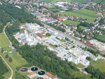 Clariant's state-of-the-art catalyst research and production facility in Heufeld, Germany.  (Photo: Clariant)