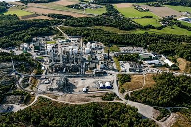 Project Air receives EUR 30 million from the Swedish Energy Agency.  (Photo: Perstorp)