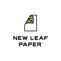 New Leaf Paper announces support of SGP